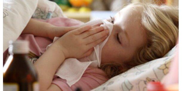 Gruselgrippe-Welle ist im Anrollen