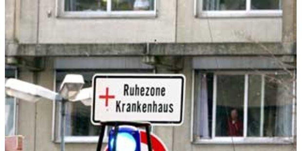 Unfalllenker wütete in Eisenstädter Krankenhaus
