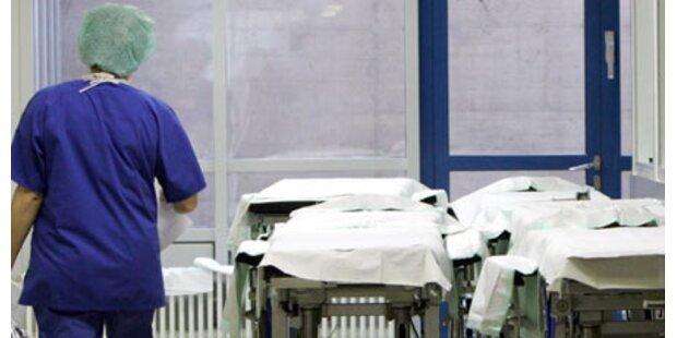 Schwerer Schweinegrippe-Fall in Salzburg
