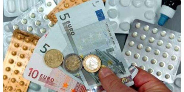 100 Mio. Euro Zuschuss für Krankenkassen