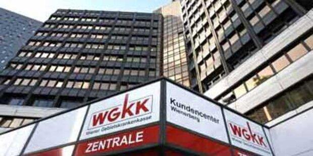 GKKs mit fast 1 Mrd. Schulden