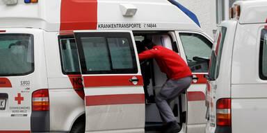 Beispielbild zu dramatischen Verkehrsunfall in Wien Liesing