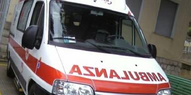 Zwei Schwerverletzte bei Motorradunfällen