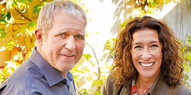 Adele Neuhauser und Harald Krassnitzer