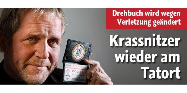 Verletzter Krassnitzer zurück am Tatort