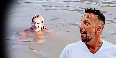 Schwimmt hier Kratkys neue Liebe?