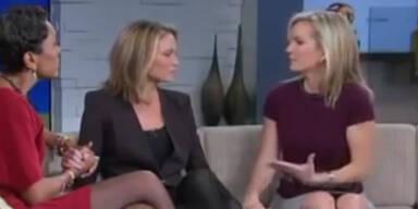 Dramatisch: Krebs Diagnose im Live-TV