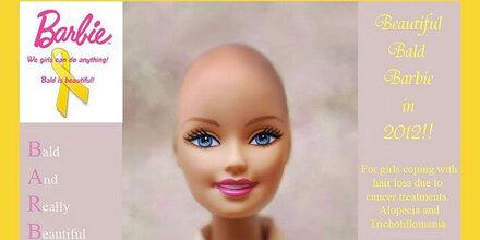 Facebooker fordern Krebs-Barbie