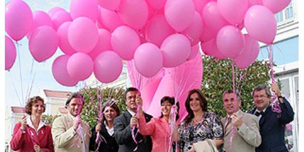 Pink Ribbon tourt durch Österreich