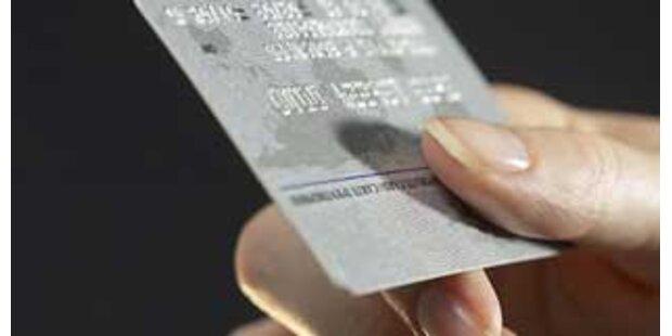 Lotteriebetrug mit gestohlenen Kreditkarten