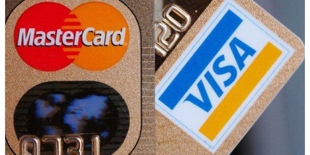 Visa und Mastercard bekommen bald Konkurrenz