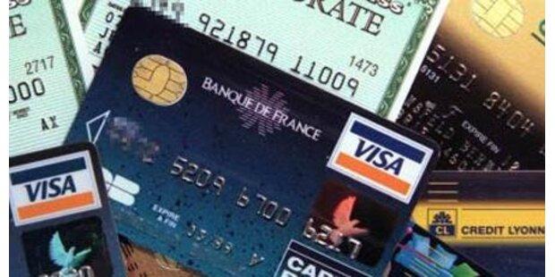 Ungar hatte 80 falsche Kreditkarten