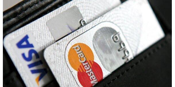 Kein Anstieg von Kreditkarten-Betrug
