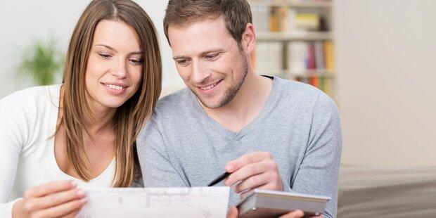 Mit uns zur besten Immobilienfinanzierung!