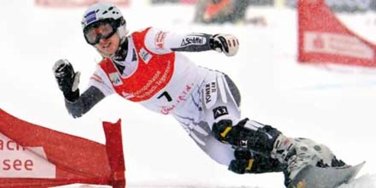 Bronze - Kreiner holt Snowboard-Medaille