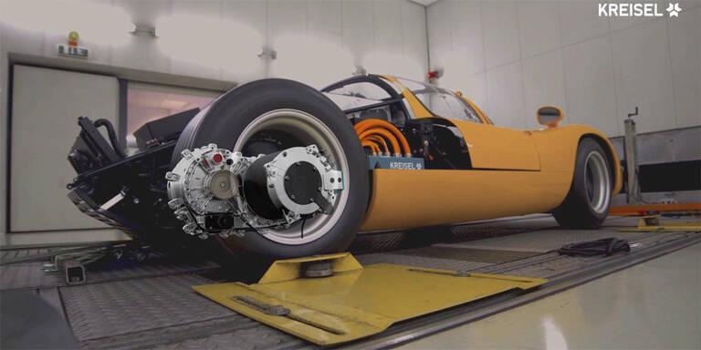 Kreisel-Sportwagen bekommt geniales Getriebe