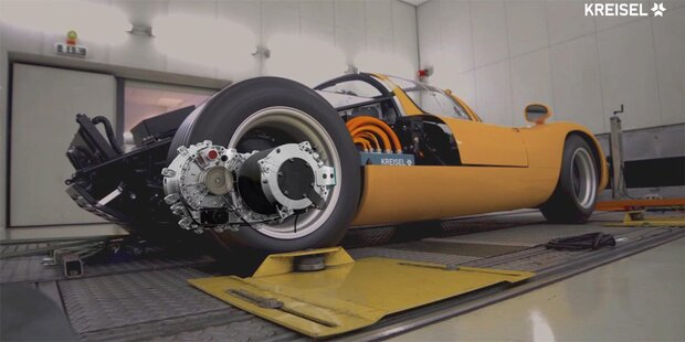 Kreisel-Sportwagen bekommt Wunder-Getriebe