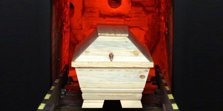 Tote immer dicker: Ausbau für Wiener Krematorium