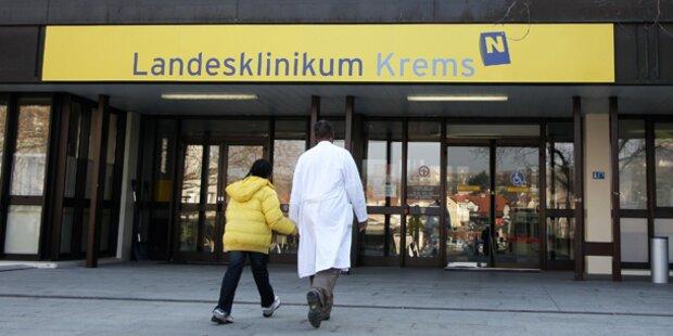 Noroviren in Kremser Spital