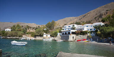 Fast 40 Grad in Griechenland