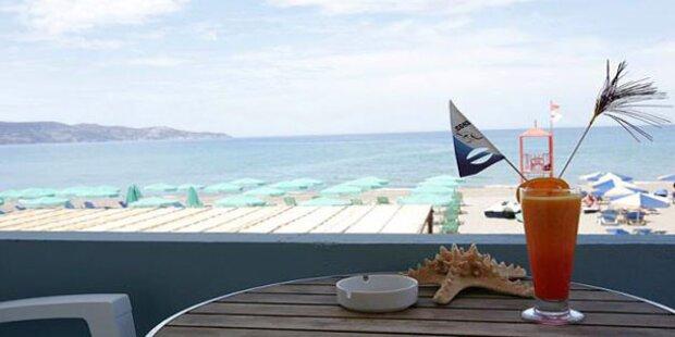 Den Sommer auf Kreta ausklingen lassen