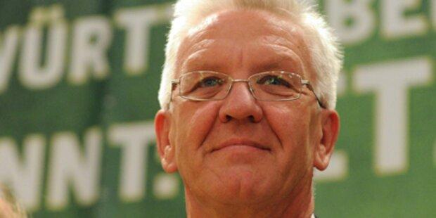 Erster grüner Ministerpräsident