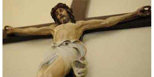 Klage gegen Kruzifix in Schulen