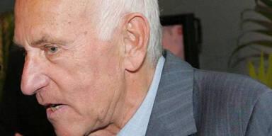 Ex-Gesundheitsminister Franz Kreuzer ist tot