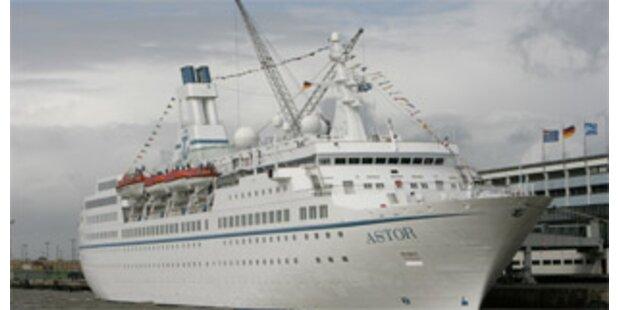 Angriff auf deutsches Kreuzfahrtschiff vereitelt