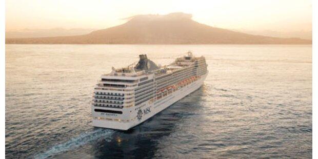 Die Top-3-Kreuzfahrten 2012