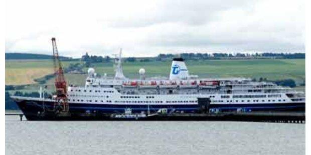 Norovirus-Ausbruch auf Kreuzfahrtschiff