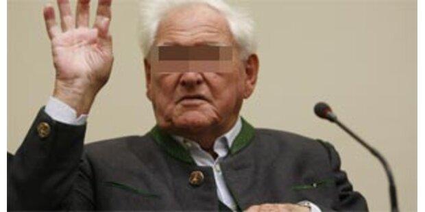 90-Jähriger wegen Kriegsverbrechens angeklagt