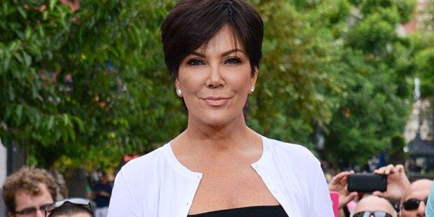 Kris Jenner: Erpresser droht mit Sex-Tape
