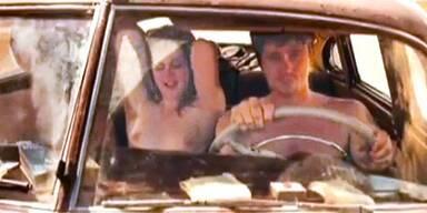 """Kristen Stewart oben ohne in """"On the Road"""""""