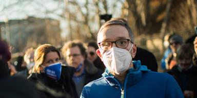 Demo-Streit: Polizeigewerkschaft kritisiert Kickl scharf