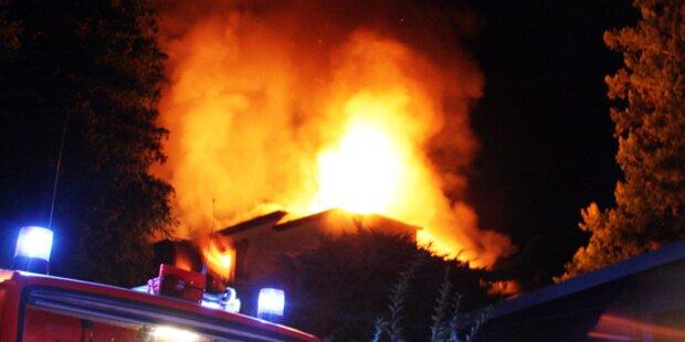 Brandanschlag auf Wörgler Pizzeria