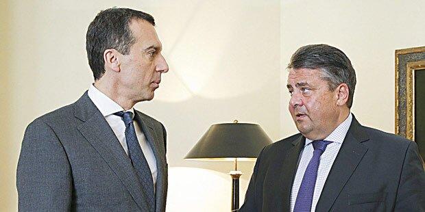 Kern ringt mit SP & EU