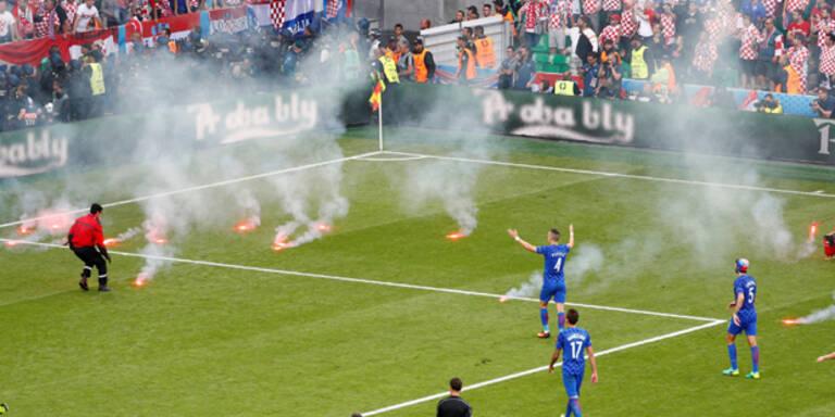 UEFA ermittelt gegen fünf Verbände