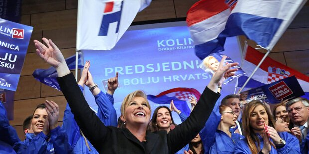 Kroatien: Stichwahl am 11. Jänner