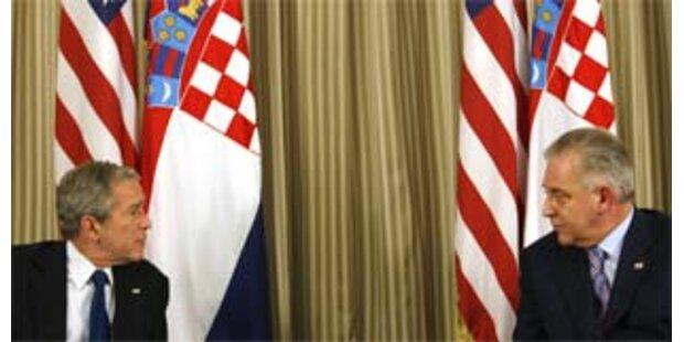 Kroatien beginnt Beitrittsverhandlungen zur NATO