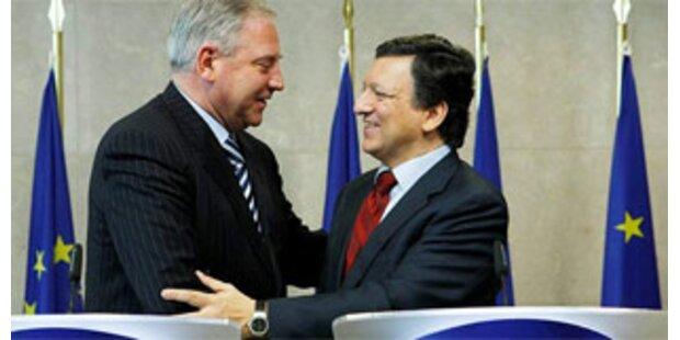 Kroatien könnte Ende 2009 EU-Mitglied werden