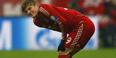Toni Kroos fällt bis Saisonende aus