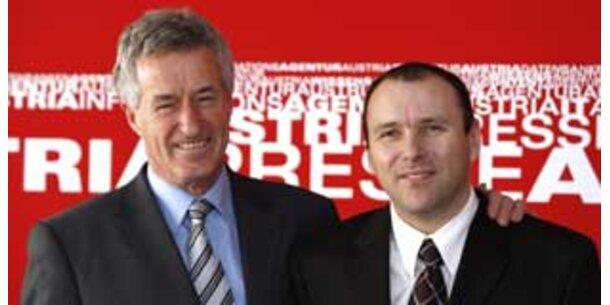 APA ab 2009 mit neuer Geschäftsführung