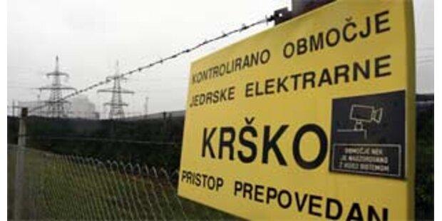 Reparaturarbeiten im slowenischen AKW im Gange