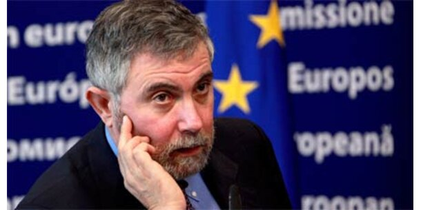 Krugman rechtfertigt seine Ruin-These