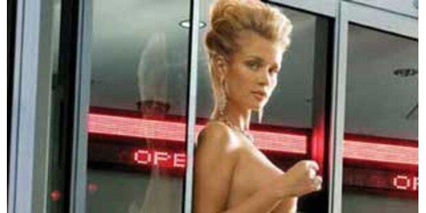 Joanna Krupa: Hüllenlos für PeTA