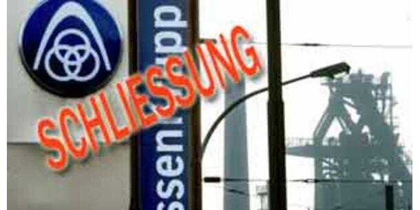 ThyssenKrupp schließt Werk in Gratkorn
