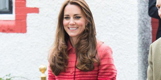 Kate: Fotowächterin für ihren Po