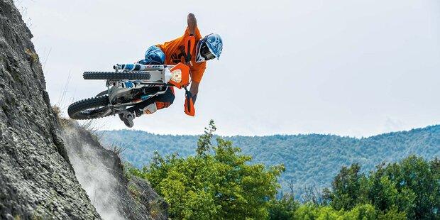 KTM setzt voll auf Elektro-Motorräder