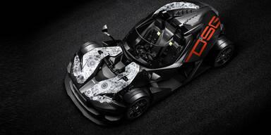KTM X-Bow kommt mit DSG-Getriebe